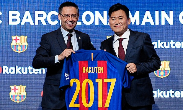 9d4f8732f FC Barcelona kits will not feature the logo of Qatar Airways from the  2017-2018 season.
