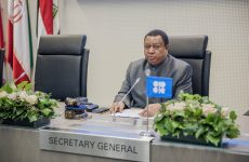 OPEC head says group committed to Algiers output deal