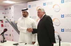 Sharjah Media Centre, Motivate Publishing sign MoU to distribute book, Monuments of Sharjah