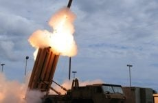 Saudi intercepts and damages missile from Yemen