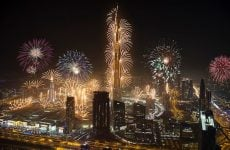 Revealed: The best firework displays for New Year's Eve 2019 in Dubai