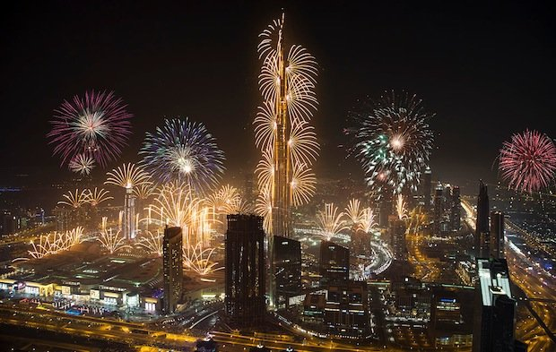 best new fireworks 2019 Revealed: The best firework displays for New Year's Eve 2019 in