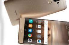 Huawei launches 'flagship' Mate 9 smartphone in Dubai