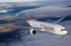 Dubai's Emirates begins controversial Athens-Newark route