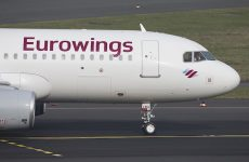 Eurowings flight from Oman to Germany lands in Kuwait over bomb scare