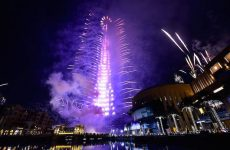 Photos, videos: Dubai rings in New Year with firework displays