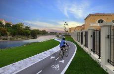 Dubai developer Nakheel investing Dhs105m on cycling tracks