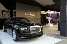 Dubai named world's best-selling Rolls-Royce dealership in 2016