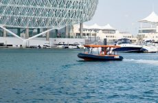 New water taxis introduced at Abu Dhabi's Yas Island