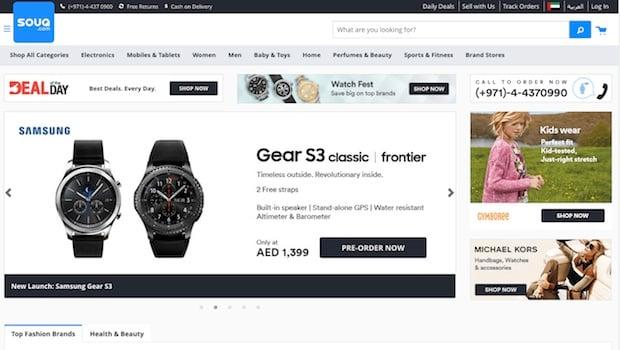 Amazon, Flipkart walk away from $1bn Souq com deal - Gulf
