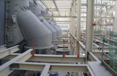 UAE nuclear power plant installs final condenser