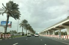 UAE's NCMS issues dust warning