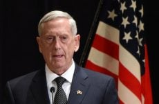 Trump's defense chief Jim Mattis visits UAE in first Middle East trip