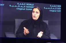 UAE's Sheikha Lubna weighs in on US travel ban