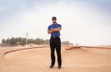 Tiger Woods reviews Dubai golf course progress with developer Damac