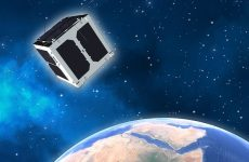 Nanosatellite Nayif-1 transmits Sheikh Mohammed's quote from space