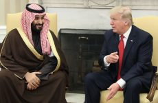 Trump talks to Saudi Crown Prince on Iran, oil