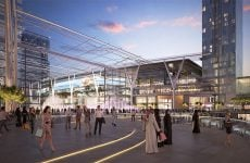 Work begins on Dubai's record-breaking Meydan One Mall