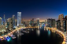 Pictures: Emaar's Vida residences at the new Dubai Marina yacht club