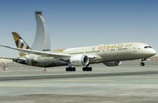 Abu Dhabi's Etihad launches 787 on Amman route, plans second daily service