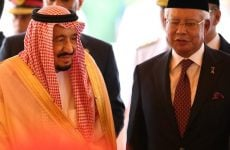 Malaysia says foiled attack on Arab royalty ahead of Saudi king's visit