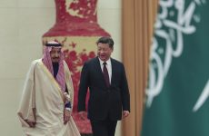Saudi prince's visit won't change China's plans for Iran, says Xi