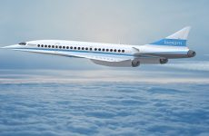 New supersonic jets could soon cut Dubai-New York flight time by almost half