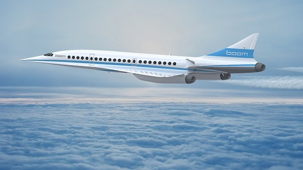 New supersonic jets could soon cut Dubai-New York flight
