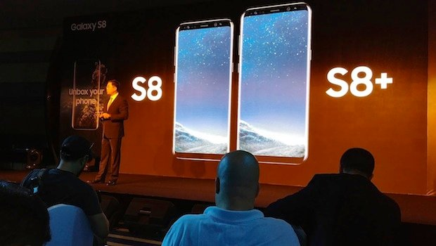 Samsung launches Galaxy S8 and S8 Plus in the UAE - Gulf Business