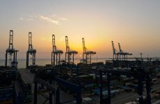 Saudi says $192m Dhiba port expansion almost complete