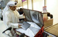 Kuwait Airways, Royal Jordanian see US laptop ban lifted