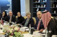 UK PM, London bourse chief woo Saudi sovereign fund