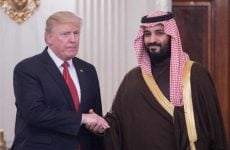Trump mulling visit to Saudi Arabia in May – US official