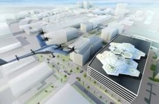 Uber plans to bring flying taxis to Dubai by 2020