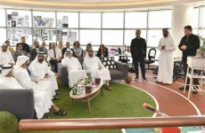 Pictures: Dubai ruler launches Area 2071 start-up hub