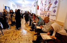 Iran elections: Millions queue up to vote