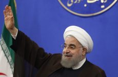 Re-elected Iranian President Rouhani pledges to continue reforms