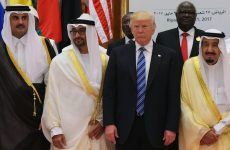Trump sides with Saudi, UAE, suggests support for isolation of Qatar