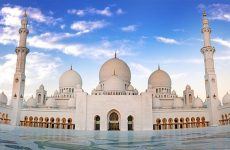 Abu Dhabi's Sheikh Zayed Grand Mosque voted world's second favourite landmark