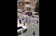 Saudi students warned against tearing up textbooks after viral video