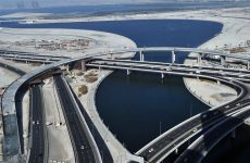 New Dhs177m bridge crossing over Dubai Water Canal 90% complete – RTA