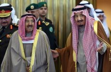 Kuwaiti emir leaves Saudi after brief visit to mediate GCC rift