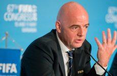 FIFA president says Qatar 2022 World Cup not under threat