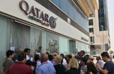 Qatar Airways ordered to shut down its UAE offices