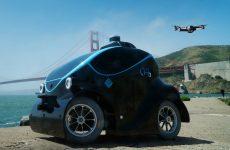 Dubai Police reveals plans for new miniature robot patrol cars