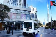 Dubai's new self driving strategy approved
