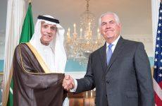 US secretary of state begins tough GCC talks on ending Qatar row