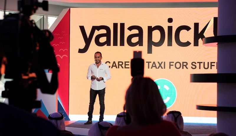 UAE startup Yalla Pickup receives Dhs1m in funding - Gulf