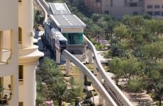 New Monorail station opened at Dubai's Palm Jumeirah
