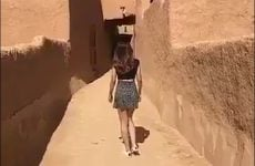 Saudi woman briefly arrested for wearing short skirt in online video